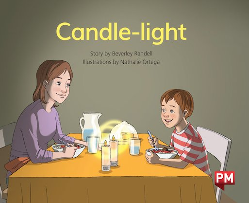 PM Green: Candle Light (PM Storybooks) Level 12