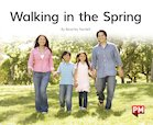 PM Green: Walking in the Spring (PM Non-fiction) Levels 14, 15