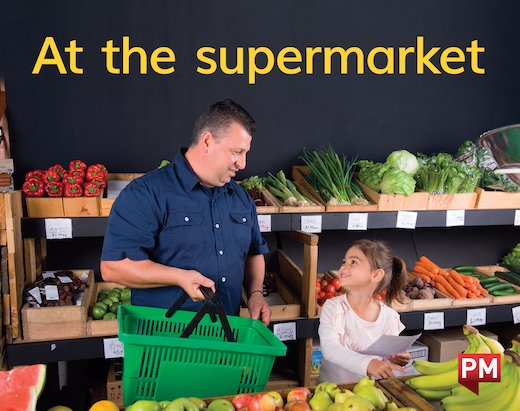 PM Magenta: At the Supermarket (PM) Level 1 x6