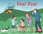 PM Yellow: Fire! Fire! (PM Storybooks) Level 8 x 6