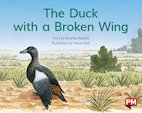 PM Blue: The Duck with a Broken Wing (PM Storybooks) Level 9 x 6