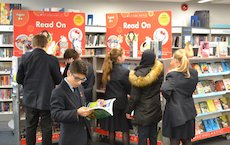 A busy Book Fair at Glenthorne