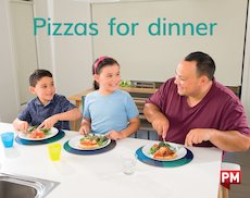 PM Magenta: Pizzas for Dinner (PM) Level 1