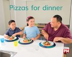 PM Magenta: Pizzas for Dinner (PM) Wordless Texts