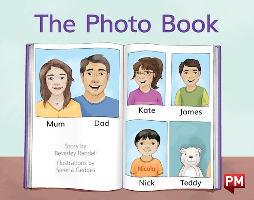 The Photo Book (PM Storybooks) Level 3