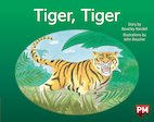 PM Red: Tiger, Tiger (PM Storybooks) Level 3