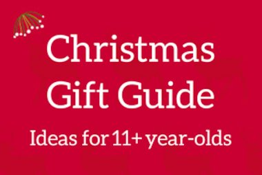Christmas Gift Guide - Books for 11+
