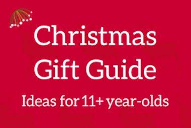 Christmas Gift Guide - Books for 11+