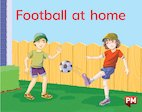 PM Magenta: Football at Home (PM) Wordless Texts x6