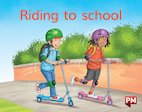 PM Magenta: Riding to School (PM) Level 2/3 x6