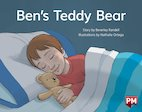 PM Red: Ben's Teddy Bear (PM Storybooks) Level 5
