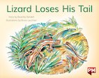 PM Red: Lizard Loses His Tail (PM Storybooks) Level 5