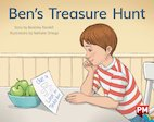 PM Red: Ben's Treasure Hunt (PM Storybooks) Level 5