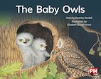 PM Red: The Baby Owls (PM Storybooks) Level 4 x 6