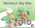 PM Red: Monkey's Big Bike (PM Storybooks) Level 3 x6