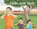 PM Red: Hide and Seek (PM Storybooks) Level 5 x 6