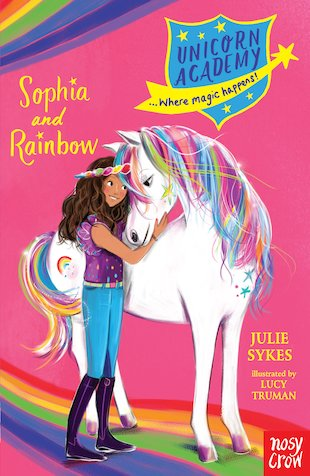 Sophia and Rainbow