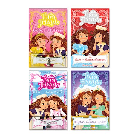 Tiara Friends Pack x 4