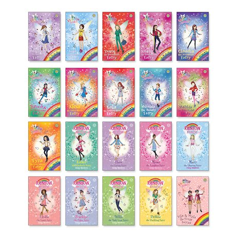 Rainbow Magic Amazing Value Bundle x 20