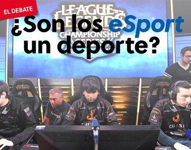 ¿Son los eSport un deporte?