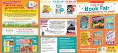 Book Fair Leaflet - Spring 18 ROI