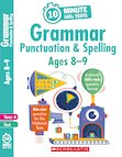 10-Minute SATs Tests: Grammar, Punctuation and Spelling - Year 4 x 30