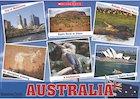 Australia – photo poster