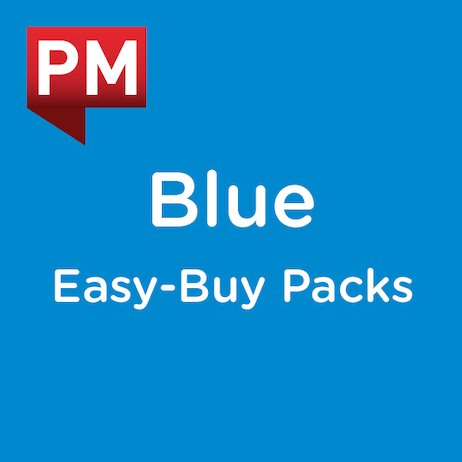 PM Blue: Easy-Buy Pack Levels 9, 10, 11 and 12 (114 books)