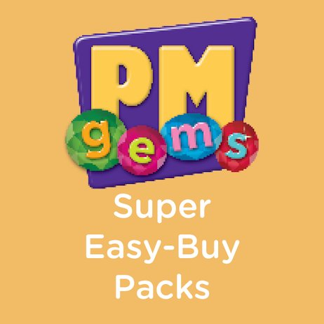 PM Series: Super Easy-Buy Pack (PM Gems) Levels 2-14 (300 books)