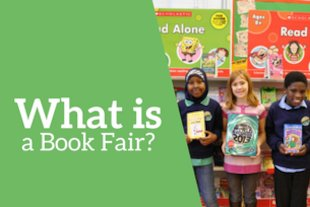 what is a book fair promo image