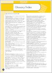 GCSE Grades 9-1: Chemistry All Boards Revision Guide and Exam Practice Book glossary (1 page)