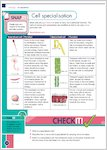GCSE Grades 9-1: Combined Sciences Revision Guide for All Boards Snap it, Nail it, Check it examples (1 page)