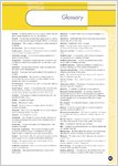 GCSE Grades 9-1: Combined Sciences Revision Guide for All Boards glossary (1 page)