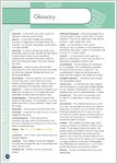 GCSE Grades 9-1: English Language and Literature Revision and Exam Practice Book for AQA glossary (1 page)