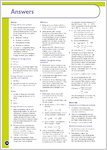 GCSE Grades 9-1: Physics Revision Guide for All Boards answers (1 page)