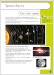 GCSE Grades 9-1: Physics Revision Guide for AQA sample start of a chapter (1 page)