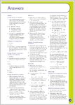 GCSE Grades 9-1: Physics Revision Guide for AQA answers (1 page)