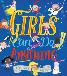 Girls Can Do Anything! (PB)