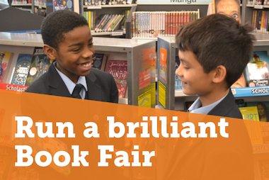 Run an awesome Book Fair - Lucas Maxwell blog image
