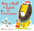 How to Hide a Lion at Christmas HB