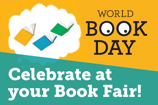 World Book Day £1/€1.50 tokens blog image