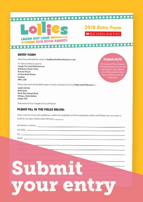 Lollies - submit your entry