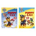 Paw Patrol Workbooks Pair