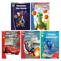 Disney and Marvel Early Readers Pack x 5