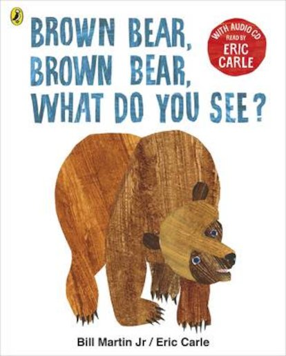 Brown Bear, Brown Bear, What Do You See? Book and CD