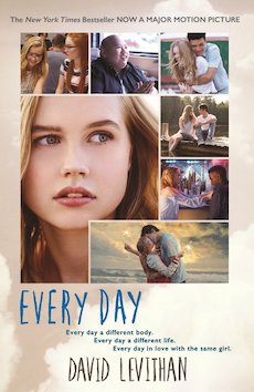 Every Day (Film Tie-in Edition)