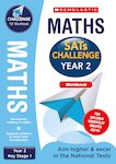 SATs Challenge: Maths Workbook (Year 2) x 10