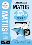 SATs Challenge: Maths Topic Assessment Book (Year 2) x 10