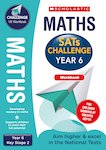 SATs Challenge: Maths Workbook (Year 6) x 10