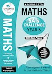 SATs Challenge: Maths Skills Test Papers (Year 6) x 10